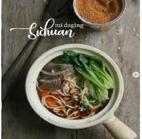 Mi Daging Sichuan Recipe