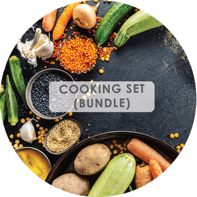 Cooking Set (Bundle)