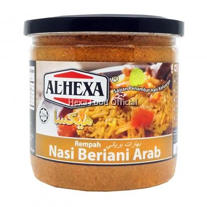 Al-HEXA HALAL Rempah Beriani Arab 150gm