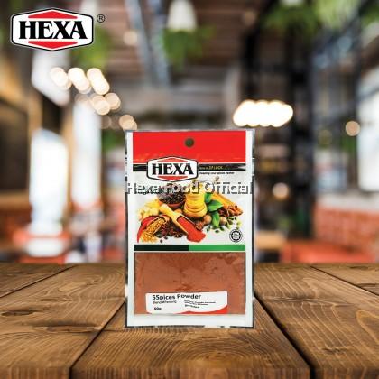 HEXA HALAL 5 Spices Powder50gm