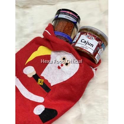 HEXA Christmas Roasted Chicken Set