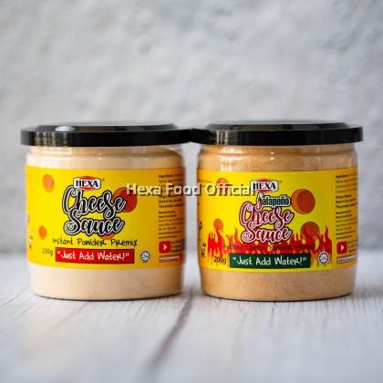 HEXA Salted Egg Sauce Powder Premix 140gm*2