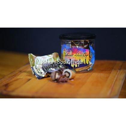 HEXA Gift Set (Rempah Mandi Ayam 150g+Tamrah Chocolate Dates 100g)