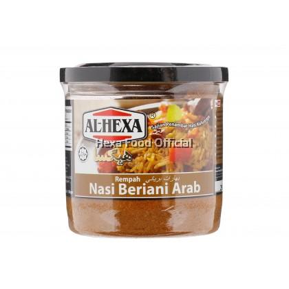 HEXA Gift Set (Rempah Nasi Beriani Arab 150g+Tamrah Chocolate Dates 100g)