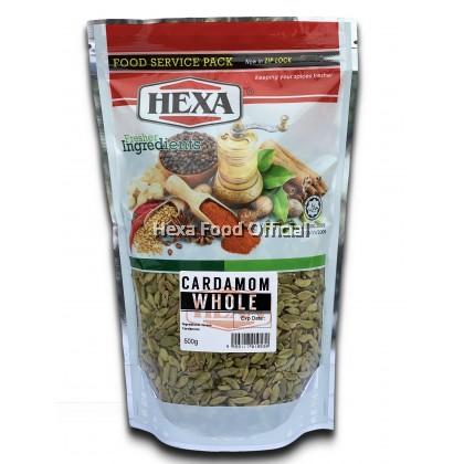 HEXA HALAL Cardamom Seeds 300gm