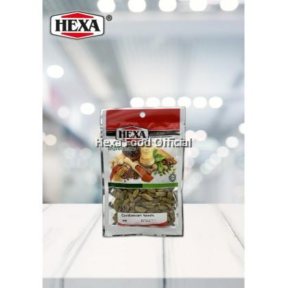 HEXA HALAL Cardamom Seeds 20gm