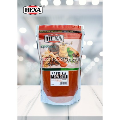 HEXA HALAL Paprika Powder 500gm