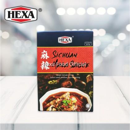 HEXA HALAL Sichuan Mala Sauce 80gm