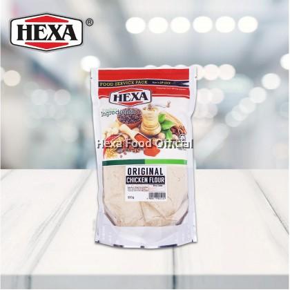HEXA HALAL Super Crispy Original Fried Chicken Powder 500gm