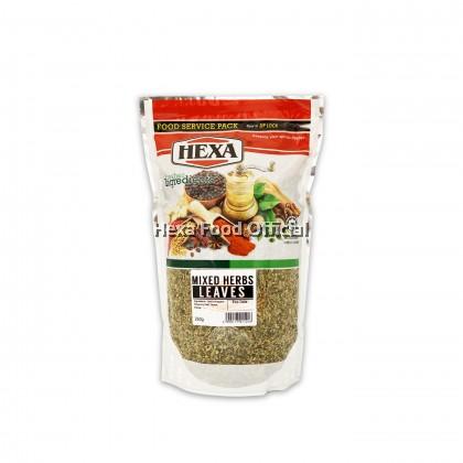 HEXA HALAL  Mixed Herbs Leaves #100 250gm