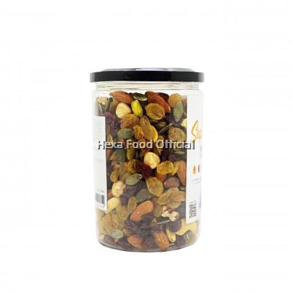 HEXA 营养早餐混合燕麦 350g x 2 + HEXA 健康坚果混合零食 300g x 3