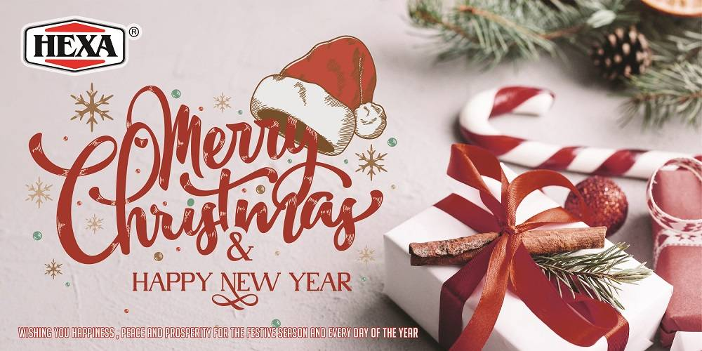 Merry Christmas & Happy New Year 2020